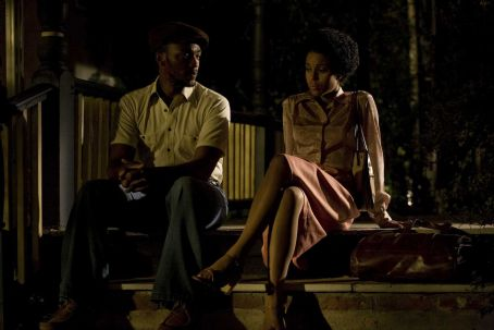 Anthony Mackie and Kerry Washington in NIGHT CATCHES US, a Magnolia Pictures release. Photo courtesy of Magnolia Pictures.