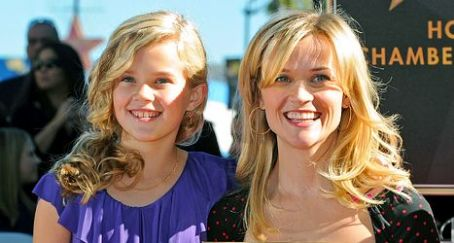 Ava Phillippe  and Reese