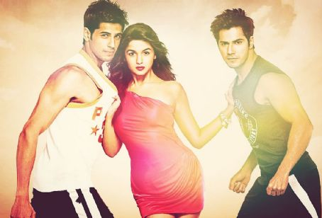 Siddharth Malhotra Varun Dhawan, , Alia Bhatt - L'Officiel Magazine Pictorial [India] (October 2012)