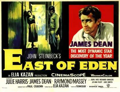 James Dean - EAST OF EDEN 1954 JAMES DEAN
