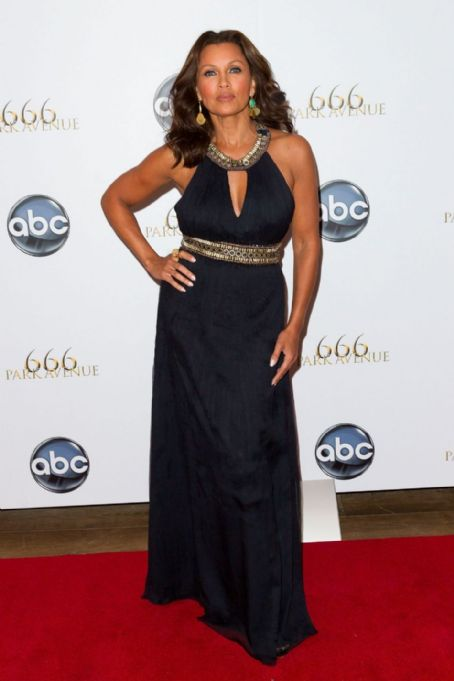 Vanessa Williams: at 666 Park Avenue series premiere party in NYC