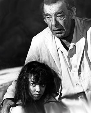 Jill Banner Spider Baby... & Lon Chaney Jr