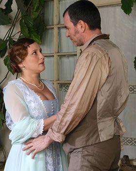 Sigrid Alegría Alvaro Rudolphy and Sigrid Alegria in El senor de la Querencia (2008)