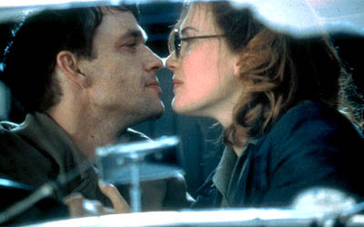 Dougray Scott  and Kate Winslet in Manhattan's Enigma - 2002