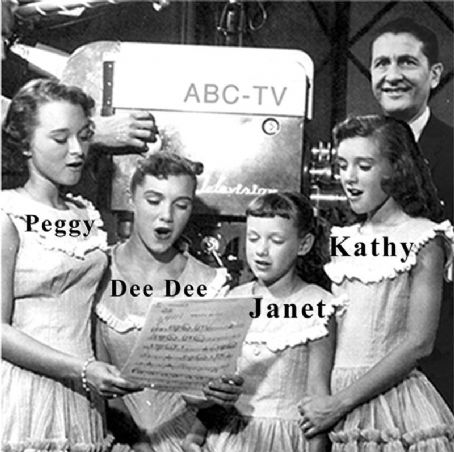 Peggy Lennon Lawrence Welk & The Lennon Sisters