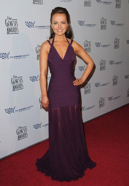 Nicole Lapin Genesis Awards- 2010