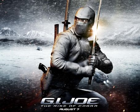 Storm Shadow G.I. Joe: The Rise of Cobra Wallpaper