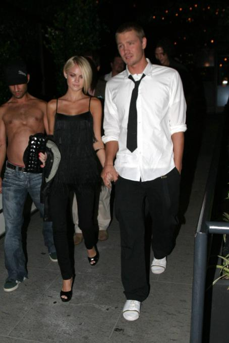 Kenzie Dalton - Leaving STK Restaurant In Hollywood, 2008-08-03
