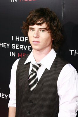 Charlie McDermott Los Angeles Premiere of I Hope They Serve Beer in Hell