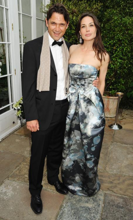 Claire Forlani - Raisa Gorbachev Foundation Party At Stud House, Hampton Court On June 5, 2010 In London, England