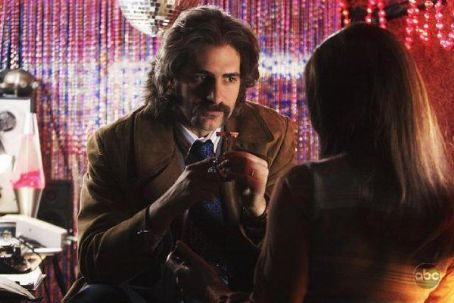 "Michael Imperioli ""Life on Mars"" (2008)"