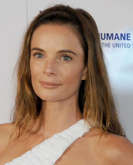 Gabrielle Anwar - The 23 Annual Genesis Awards - The Beverly Hilton Hotel In Beverly Hills, California 2009-03-28