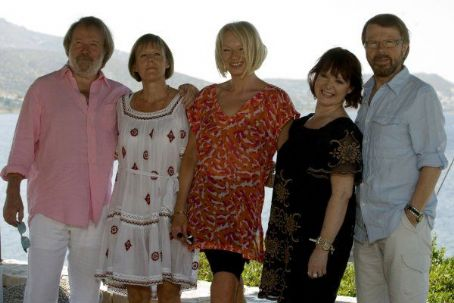 "Benny Andersson - ""Mamma Mia!"" - Greece Premiere and Photocall"