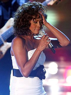 Whitney Houston in Rehab for Drug and Alcohol Treatment