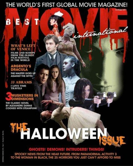 Daniel Radcliffe - Best Movie International Magazine Cover [United States] (October 2011)