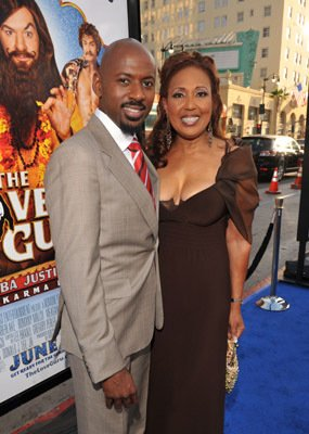 Romany Malco The Los Angeles Premiere of