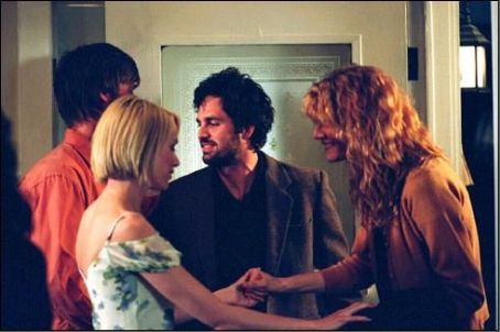 We Don't Live Here Anymore Mark Ruffalo, Peter Krause, Naomi Watts and Laura Dern in Warner Independent's We Don't Live Here Anymore - 2004