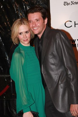 Sarah Paulson 46th New York Film Festival - Changeling  Premiere