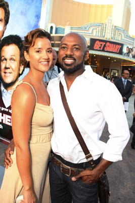 Romany Malco The Premiere of Columbia Pictures' Step Brothers