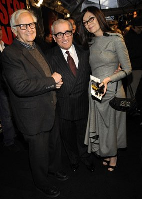 "Martin Scorsese - ""Shine A Light"" New York Premiere"