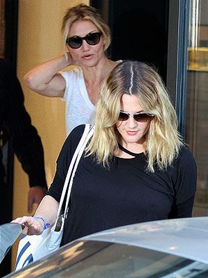 Drew Barrymore Gets Final Fittings for Wedding Gown