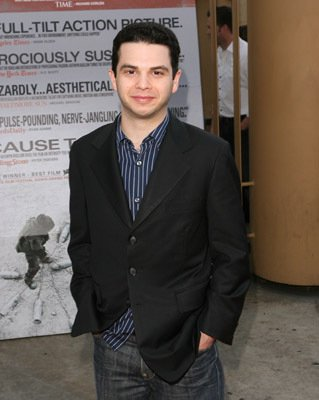 Samm Levine The Hurt Locker Los Angeles Premiere