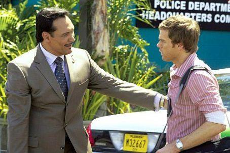 """Jimmy Smits """"Dexter"""" (2006)"""