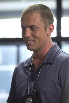 Desmond Harrington  As Joey Quinn In Dexter.