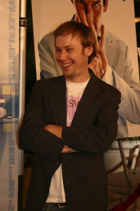 Jimmi Simpson at the premiere of Sony Pictures' D.E.B.S. - 2005