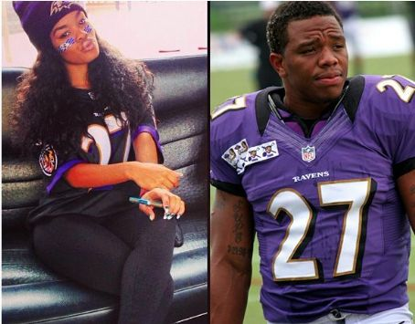 The Plot Thickens… Did A Text From Teyana Taylor Start An Argument That Led Ray Rice To Knock Out His Now-Wife?