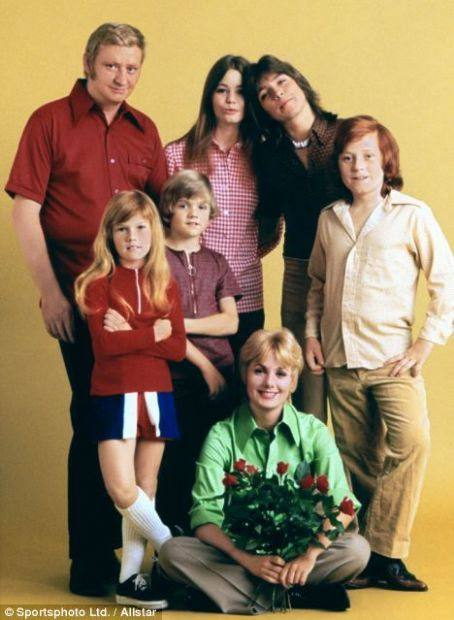 Suzanne Crough The Partridge Family