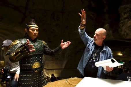 Rob Cohen The Mummy: Tomb of the Dragon Emperor (2008)