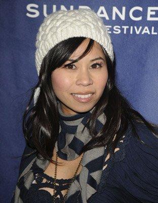 Camille Mana 2008 Sundance Film Festival -