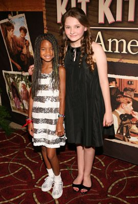 Willow Smith Kit Kittredge An American Girl Los Angeles Premiere