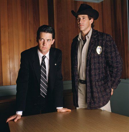 Michael Ontkean Twin Peaks (1990)