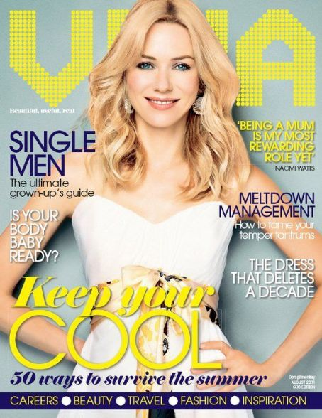 Naomi Watts - VIVA Magazine Cover [United States] (August 2011)
