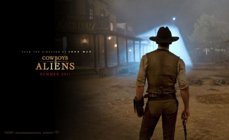 Cowboys & Aliens - Cowboys and Aliens Wallpaper
