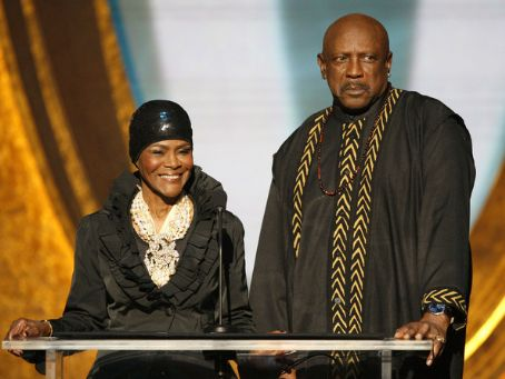 Louis Gossett Jr. Cicely Tyson