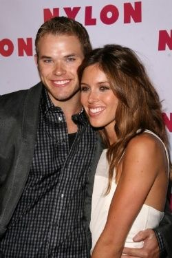 Kayla Ewell Kellan Lutz and