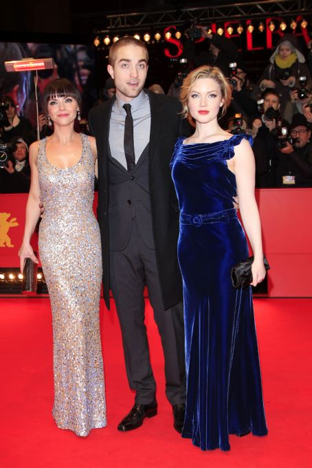 Holliday Grainger - Bel Ami World Premiere at Berlinale 2012