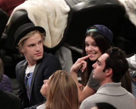 Cody Simpson and Kylie Jenner Lakers Game Date Night with Kendall Jenner and Jake Thrupp