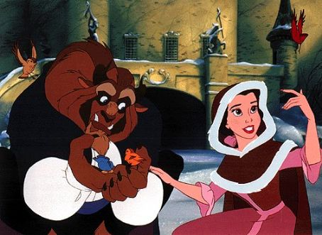 Beauty and the Beast Robby Benson and Paige O'Hara