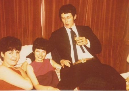 Alison Wise and John Entwistle
