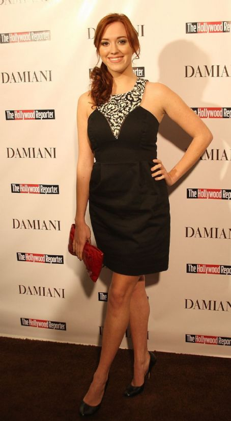 Andrea Bowen - Damiani Diamonds & The Hollywood Reporter Power 100 Women In Entertainment On December 3, 2009 In Beverly Hills, California