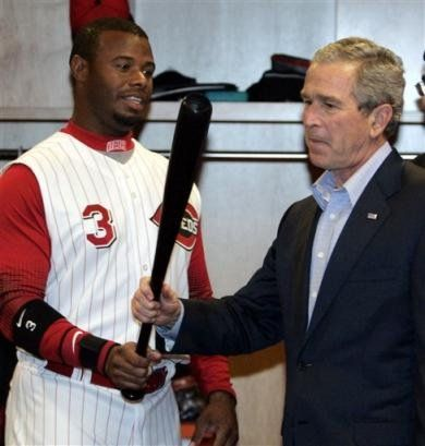 George W. Bush - Ken Griffey, Jr.