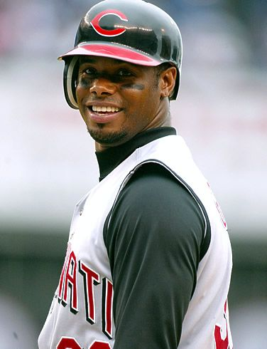 Ken Griffey Jr. playing pic