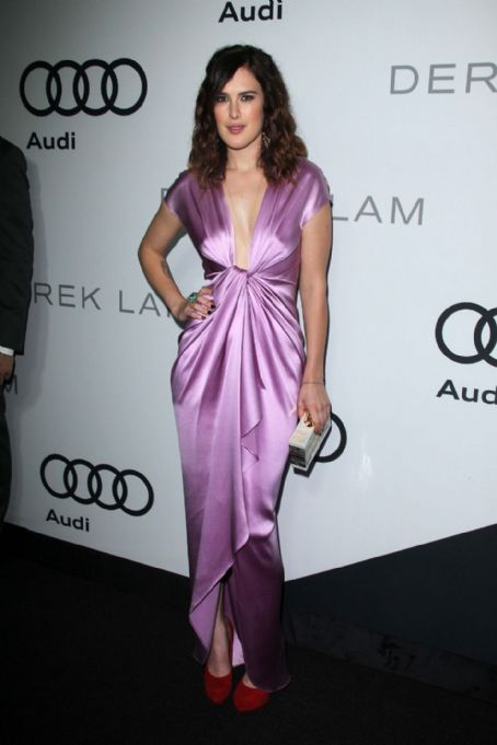 Rumer Willis, at Audi And Derek Lam Kick Off Emmy Week 2012 party