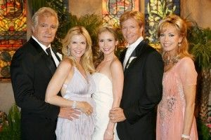 John McCook The Bold and The Beautiful, Nick and Bridget's Wedding