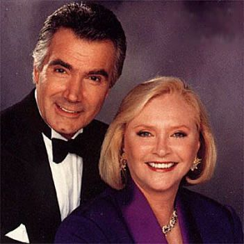John McCook Susan Flannery and