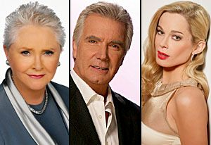 Susan Flannery Susan, John and Jennifer